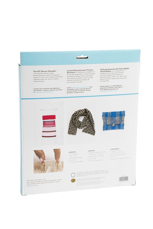 Amazon Com Lion Brand Yarn 5002 200 Martha Stewart Crafts Diy