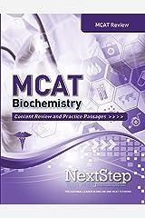 MCAT Biochemistry: Content Review and Practice Passages Paperback