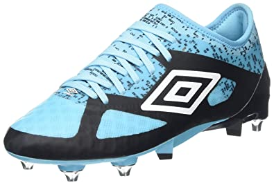 1d4b43174 Umbro Men's Velocita Iii Pro Sg Football Boots, Blue (Bluefish/White/Black
