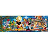 Clementoni 39003.8 -  Panorama Mickey Mouse 1000 teilig