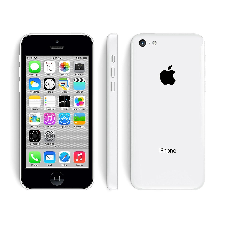 Amazon.com: Apple - Iphone 5c A1532 Verizon 16 GB Cell Phone ...