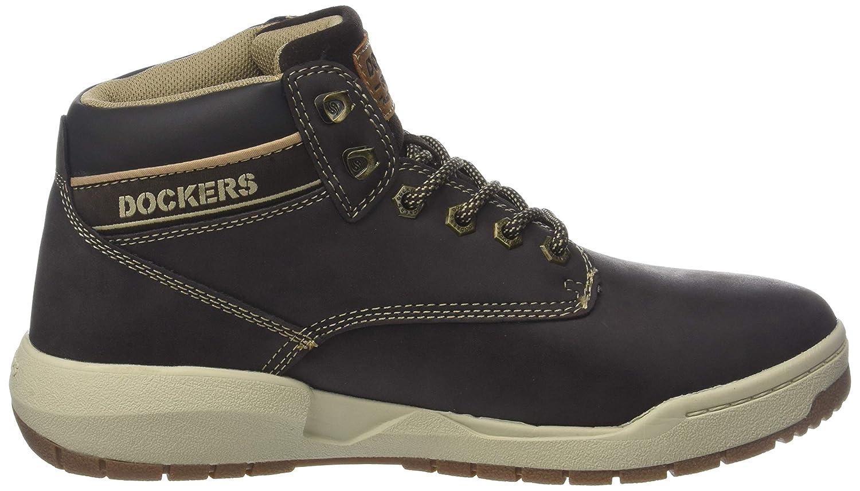 Dockers by Gerli 43mr005, scarpe scarpe scarpe da ginnastica a Collo Alto Uomo 70b6cf