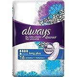 Always - Discreet Serviettes Long Plus pour Fuites Urinaires et Incontinence - x16