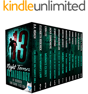 Amazon tales after midnight 2017 halloween anthology ebook 13 night terrors an anthology of horror and dark fiction thirteen series fandeluxe PDF
