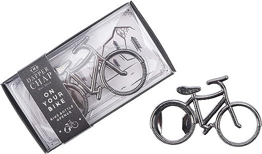 Dapper Chap por CGB Giftware - Abrebotellas para bicicleta ...
