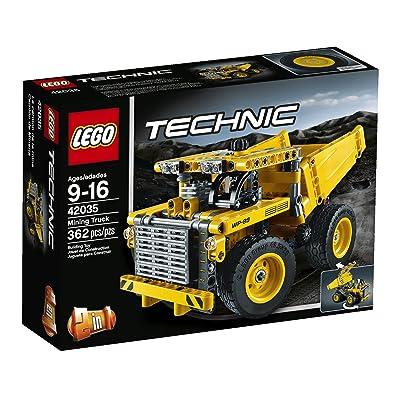 LEGO Technic Mining Truck (42035): Toys & Games