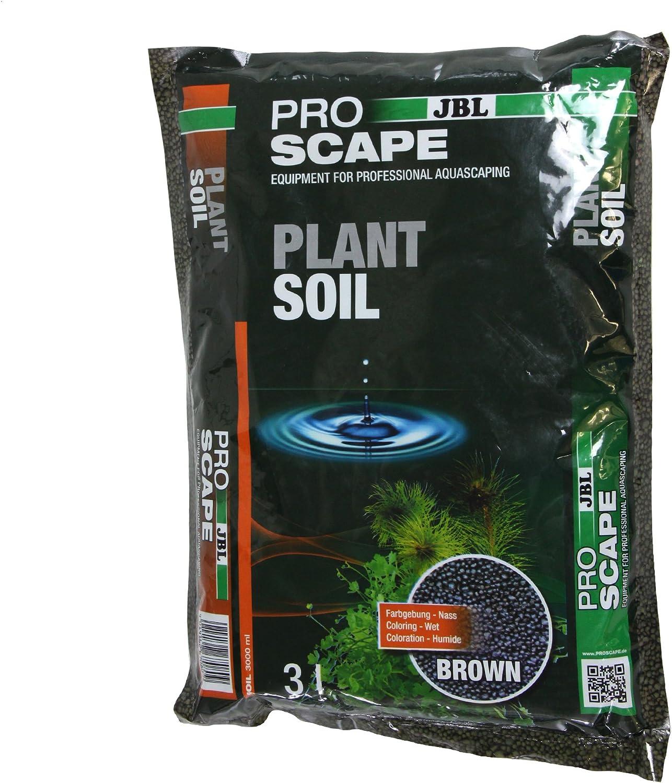 JBL Novopet Proscape Plantsoil Brown 3 L 5 Unidades 100 ml