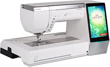 Janome mc 15000: Amazon.es: Hogar