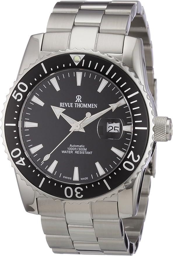 Revue Thommen Herrenarmbanduhr Diver Professional 17030.2137 ETA 2824-2 Uhren