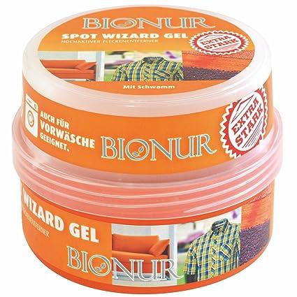bionur – Quitamanchas Gel | 220 g | Limpieza, detergente, con esponja