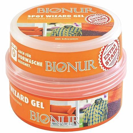 bionur - Quitamanchas Gel | 220 g | Limpieza, detergente ...