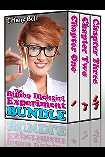 The Bimbo Dickgirl Experiment (Futanari Transformation Erotica)
