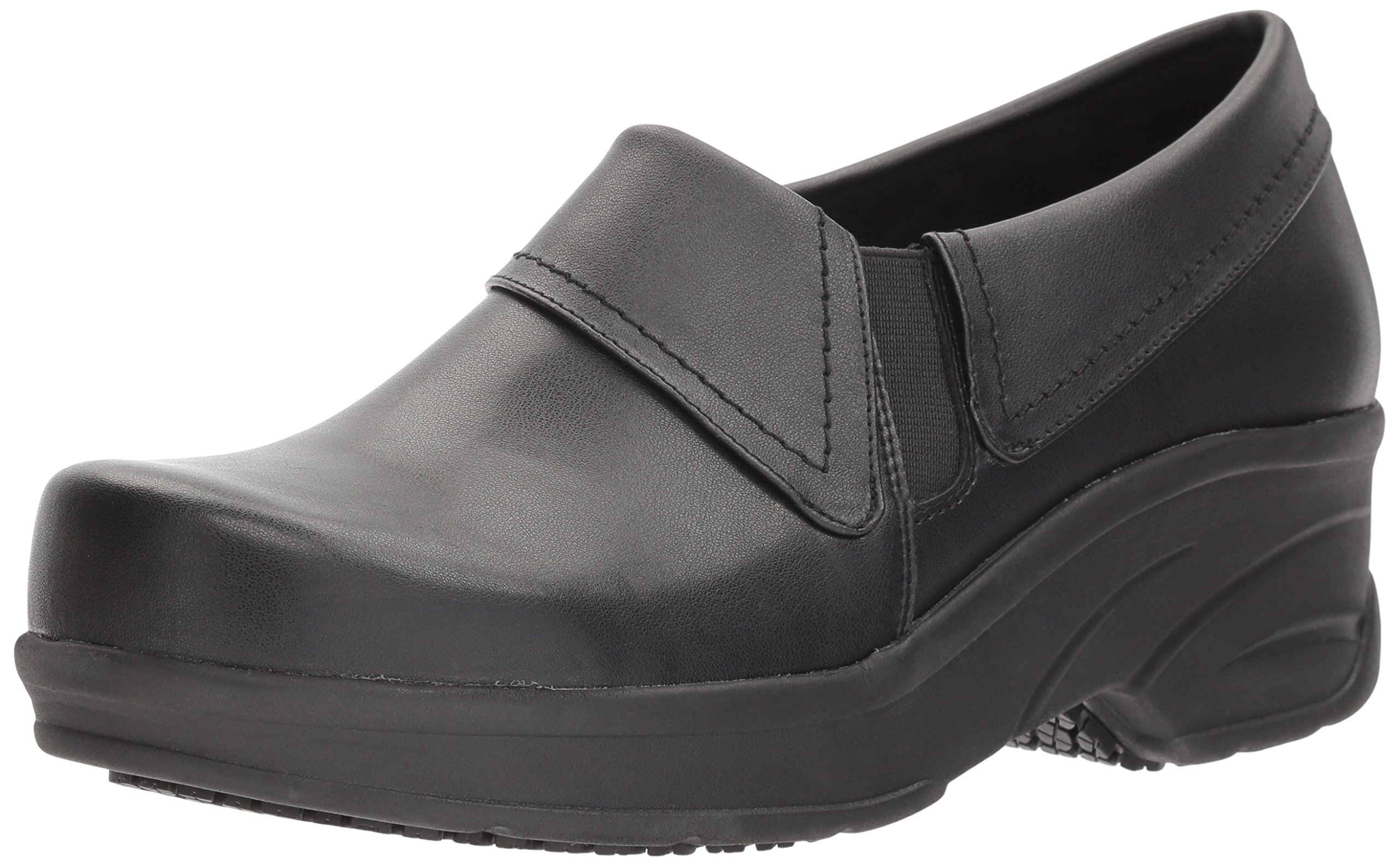 Easy Works Women's Assist Health Care Professional Shoe, Black, 7.5 W US