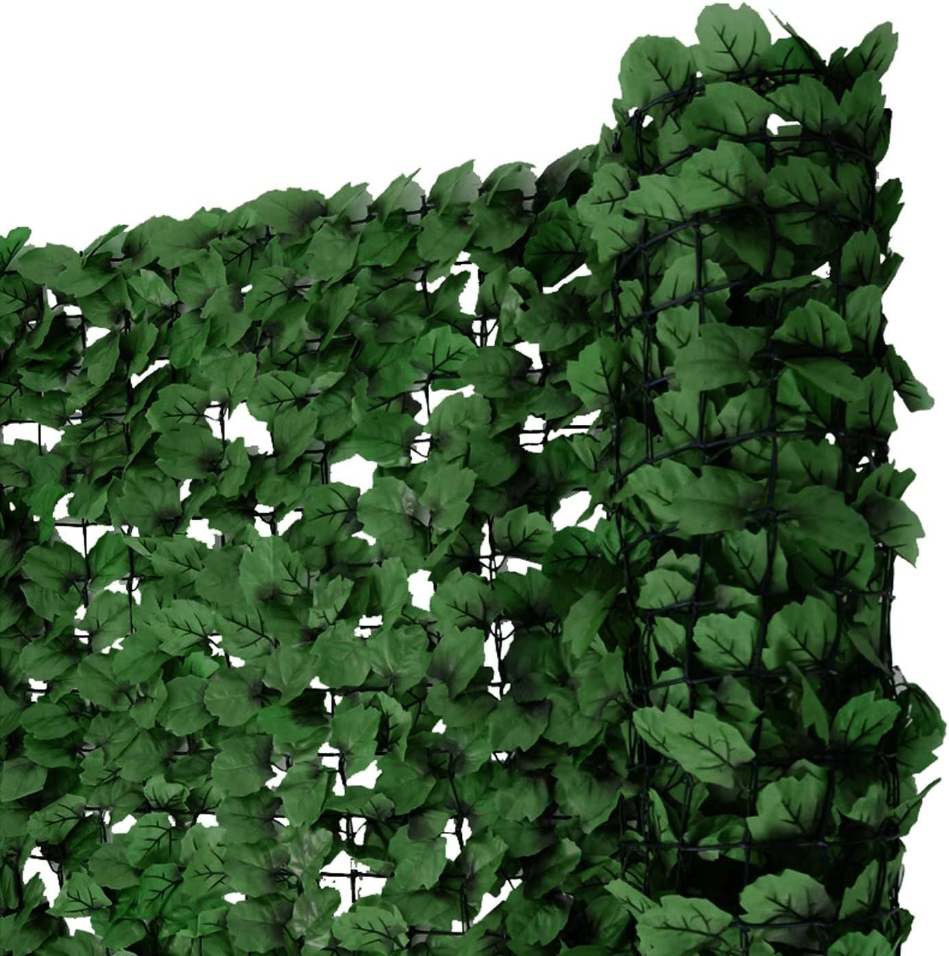 Mendler Sichtschutz Windschutz Verkleidung Fur Balkon Terrasse Zaun Blatt Dunkel 300 X 150 Cm Amazon De Kuche Haushalt