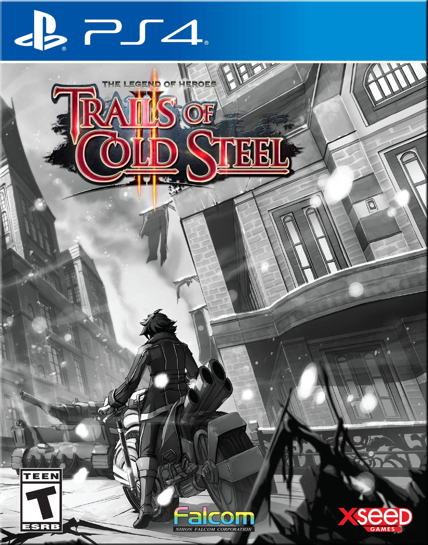 The Legend Of Heroes: Trails Of Cold Steel Ii - Relentless.