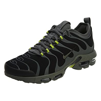 black nike tn trainers