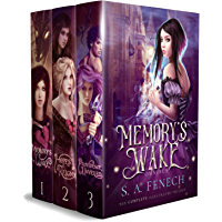 Memory's Wake Omnibus: The Complete Illustrated YA Fantasy Series (Memory's Wake Trilogy Book 4) (English Edition)