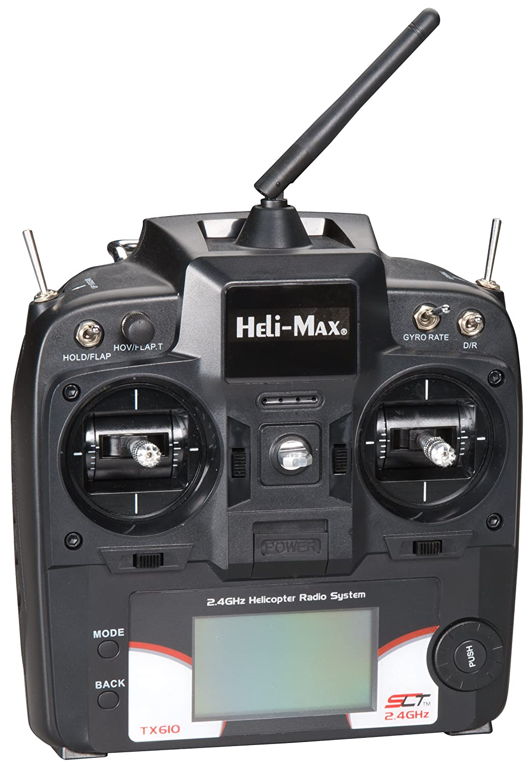 HeliMax 610 SLT 6-Channel 10 Model Trans HMXJ2025