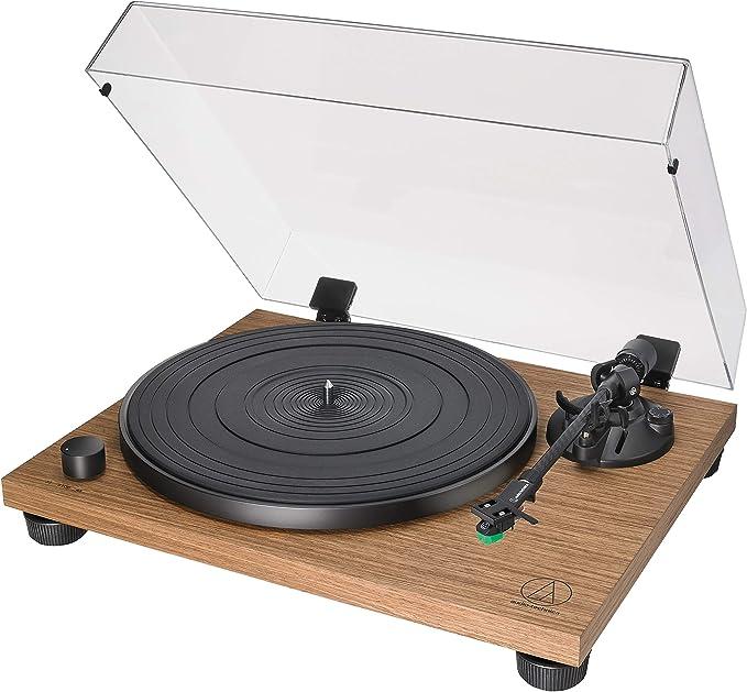 Amazon.com: Audio-Technica at-LPW40WN - Tocadiscos manual ...