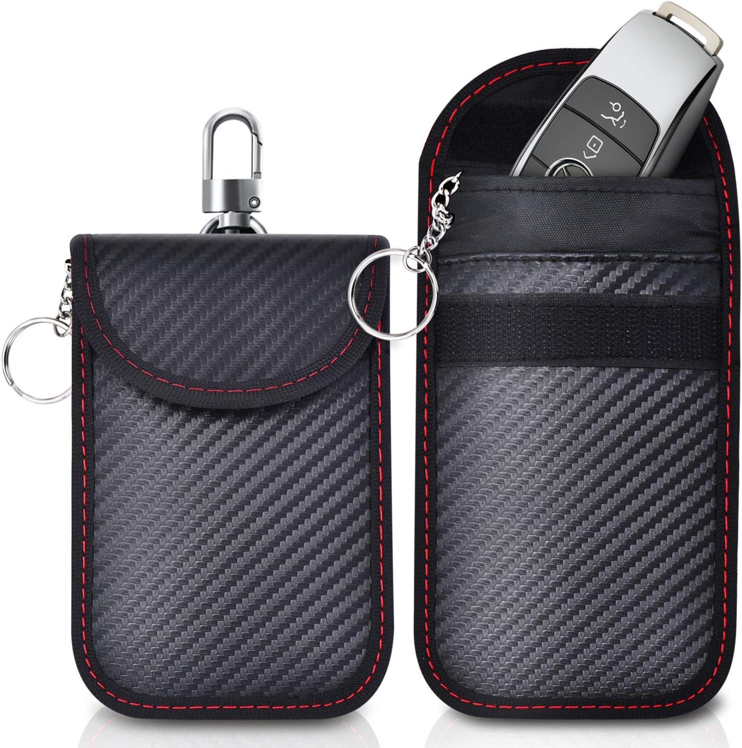 Keyless Go Schutz Autoschlüssel Hülle 2 Stk Rfid Elektronik
