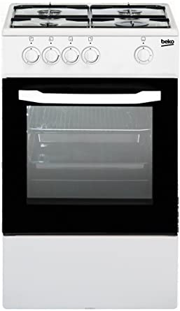 Beko CSG42000DW Libera installazione Gas Bianco cucina