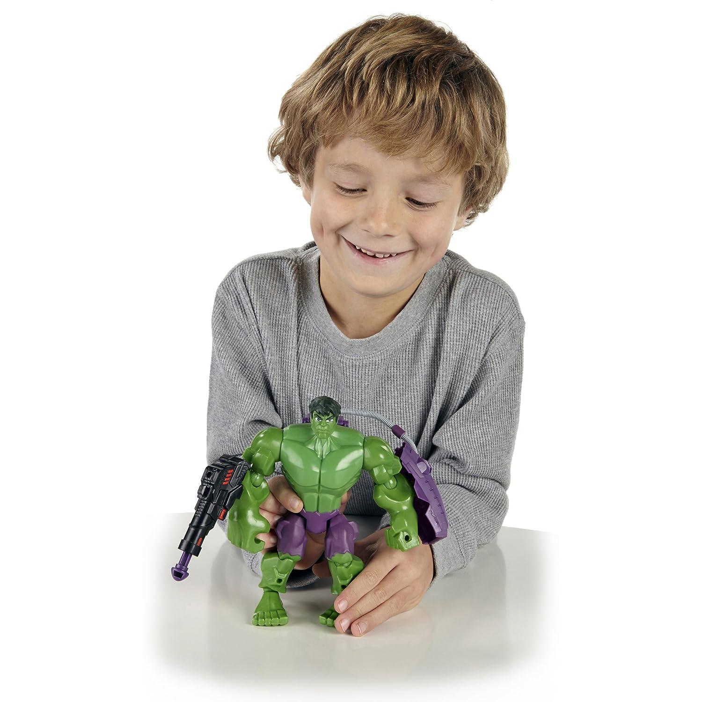 Marvel Super Hero Mashers Hulk Figure 6 Inches Hasbro A6836000