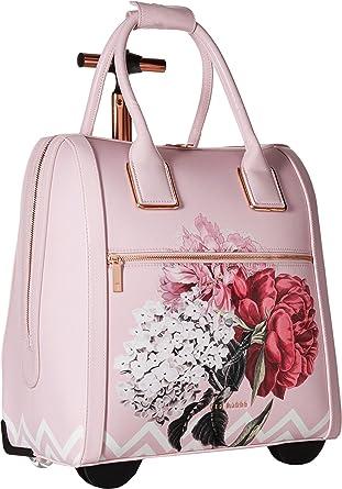 fc8e60ab4 Amazon.com | Ted Baker Women's Emilia Dusky Pink One Size | Luggage