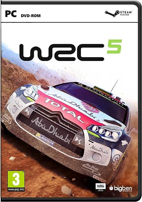 WRC 5 (World Rally Championship): Amazon.es: Videojuegos
