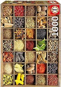 Educa Spices Puzzle (1000 Piece)