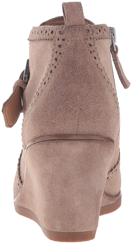 Franco Sarto Women's Arielle Ankle Bootie B01HPHAZ8C 9.5 B(M) US|Mushroom