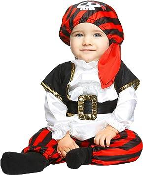 My Other Me Me-203818 Disfraz de pequeño pirata para niño, 1-2 ...