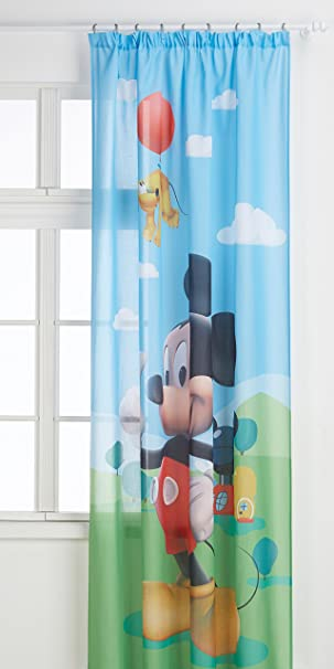 Amazon.de: AG Design FCSL 7141 Disney Mickey Mouse, Kinderzimmer ...
