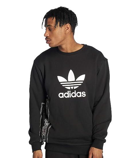 adidas Originals Herren Pullover Bandana Crew Neck: Amazon