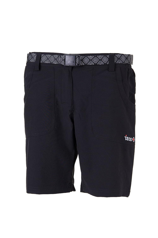 Mujer Izas AMU Pantalones Cortos El/ásticos