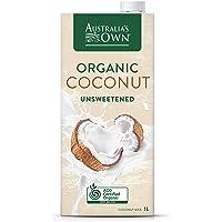 Australia's Own Unsweetened Coconut Milk, 1L