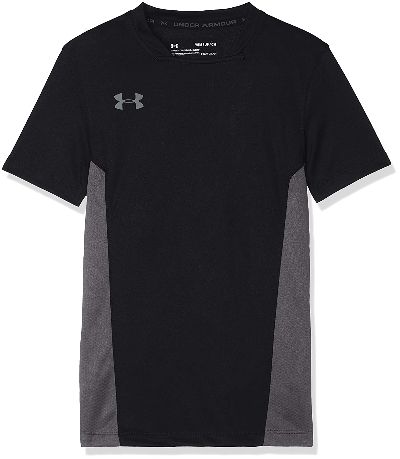 Under Armour Boys' Youth Challenger II Training Shirt Under Armour Apparel 1314639