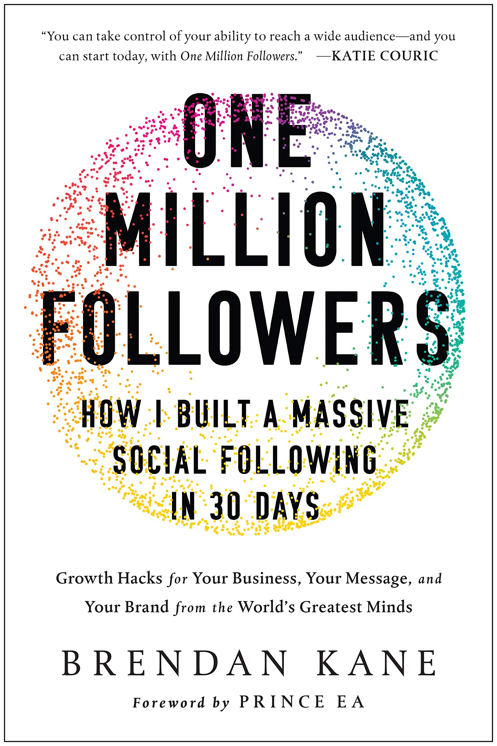 30 days of instagram content for musicians social media marketing quotes social media marketing strategy facebook instagram music One Million Followers How I Built A Massive Social Following In 30 Days Kane Brendan 9781946885371 Amazon Com Books