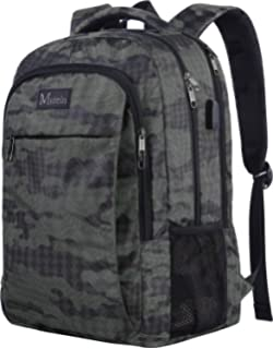 Travel Backpack with USB, Water Resistant Durable College School Backpack  with Anti Theft Pocket for e73e64e97d