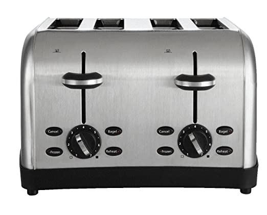 Oster TSSTTRWF4S 4-Slice Toaster Review