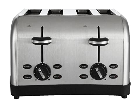 Amazon Oster TSSTTRWF4S SHP 4 Slice Toaster Kitchen & Dining