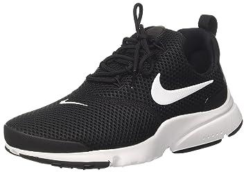 Nike Damen Presto Fly Traillaufschuhe, Schwarz (Black/White/White/Black 006), 42.5 EU
