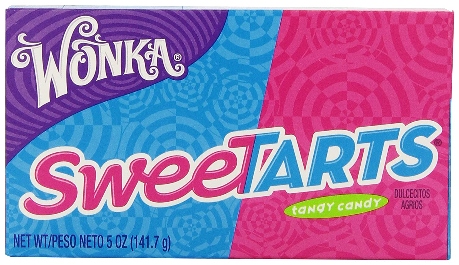 Sweetarts Candy Theatre Size Boxes 5 oz (141.7G) (Pack of 12 ...