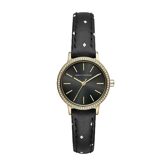 Armani Exchange Reloj Analogico para Mujer de Cuarzo con ...
