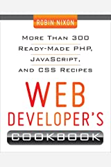 Web Developer's Cookbook Kindle Edition