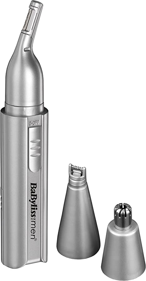 BaByliss for Men 7051BU - The Best Nose Trimmer With a Simple Design