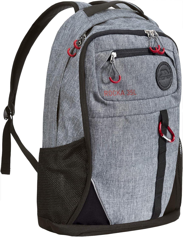 Trespass Mens & WomensLadies Rocka Multifunctional Organiser Backpack