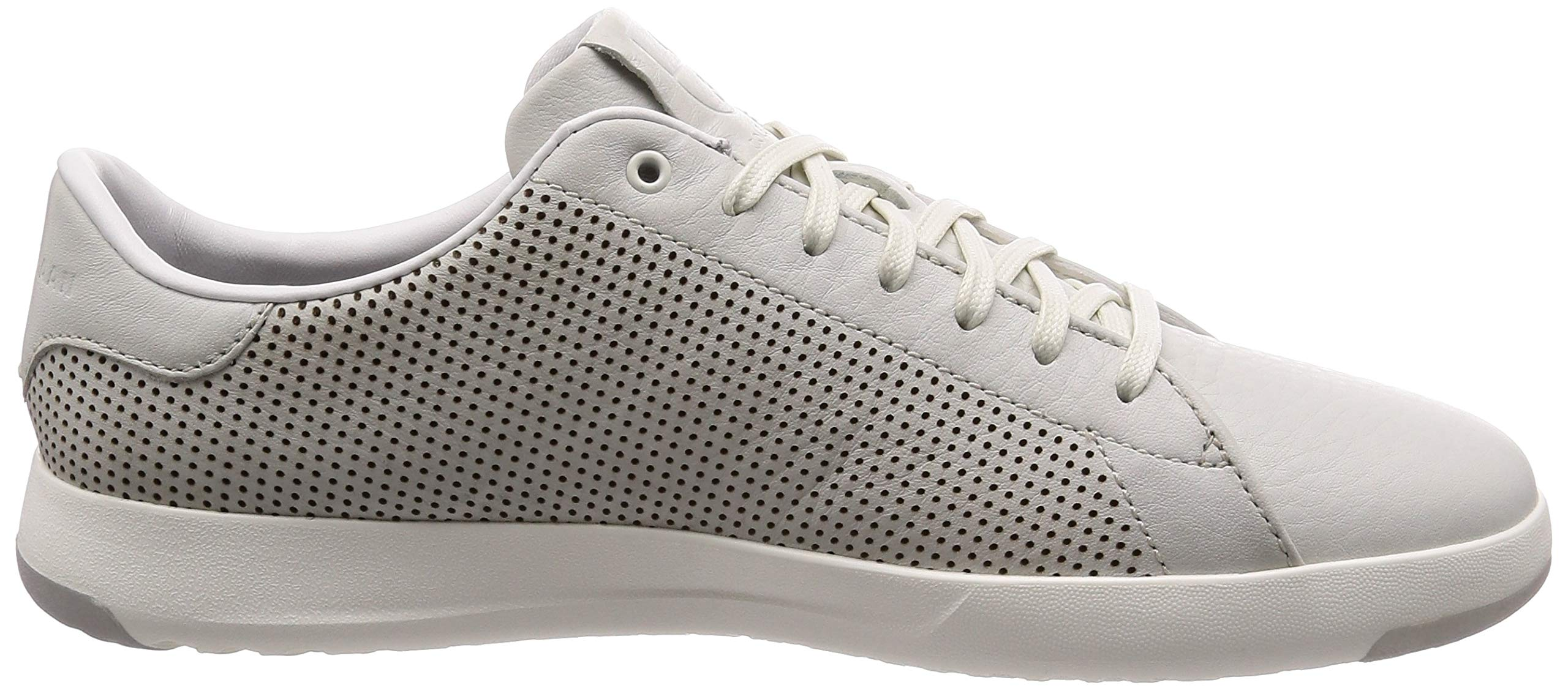Cole Haan Mens Grandpro Tennis Sneaker 7 Chalk Tumbled Leather by Cole Haan (Image #6)
