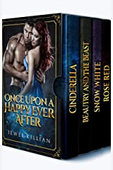 Once Upon a Happy Ever After: Books 1-4 Kindle Edition