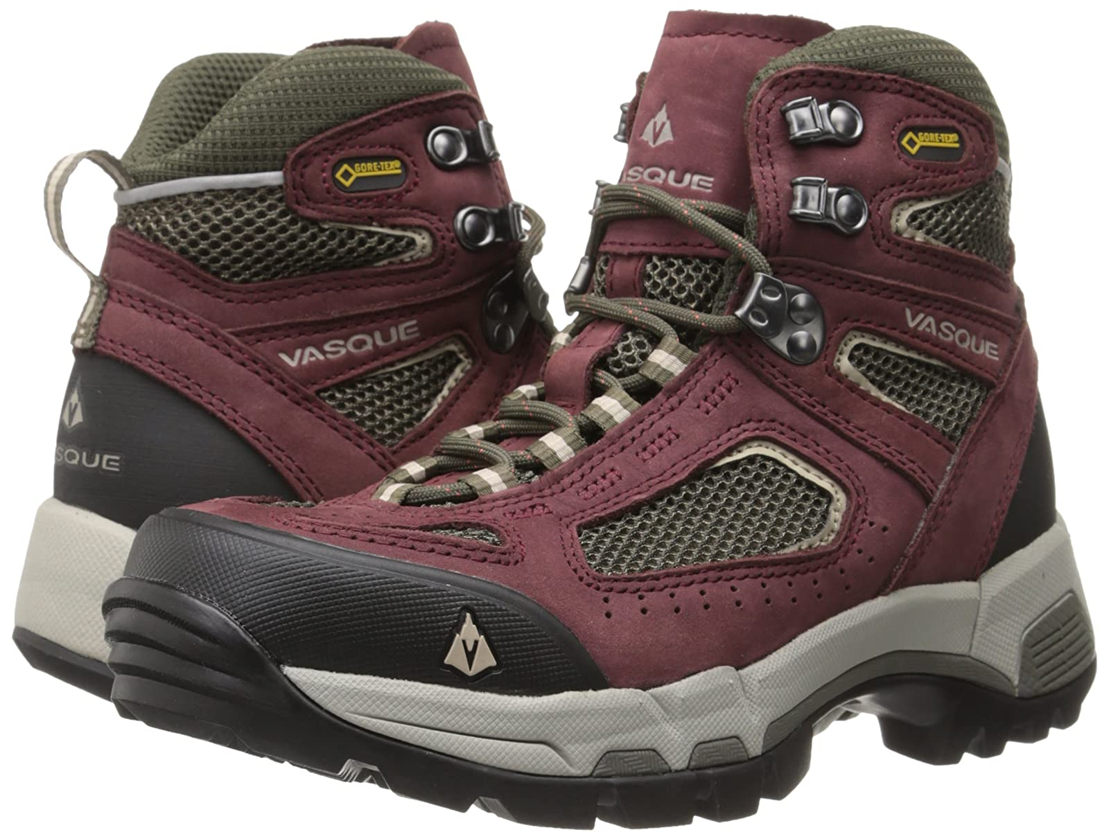 Vasque Women's Breeze 2.0 Gore-Tex Hiking Boot Little Kid US - 6