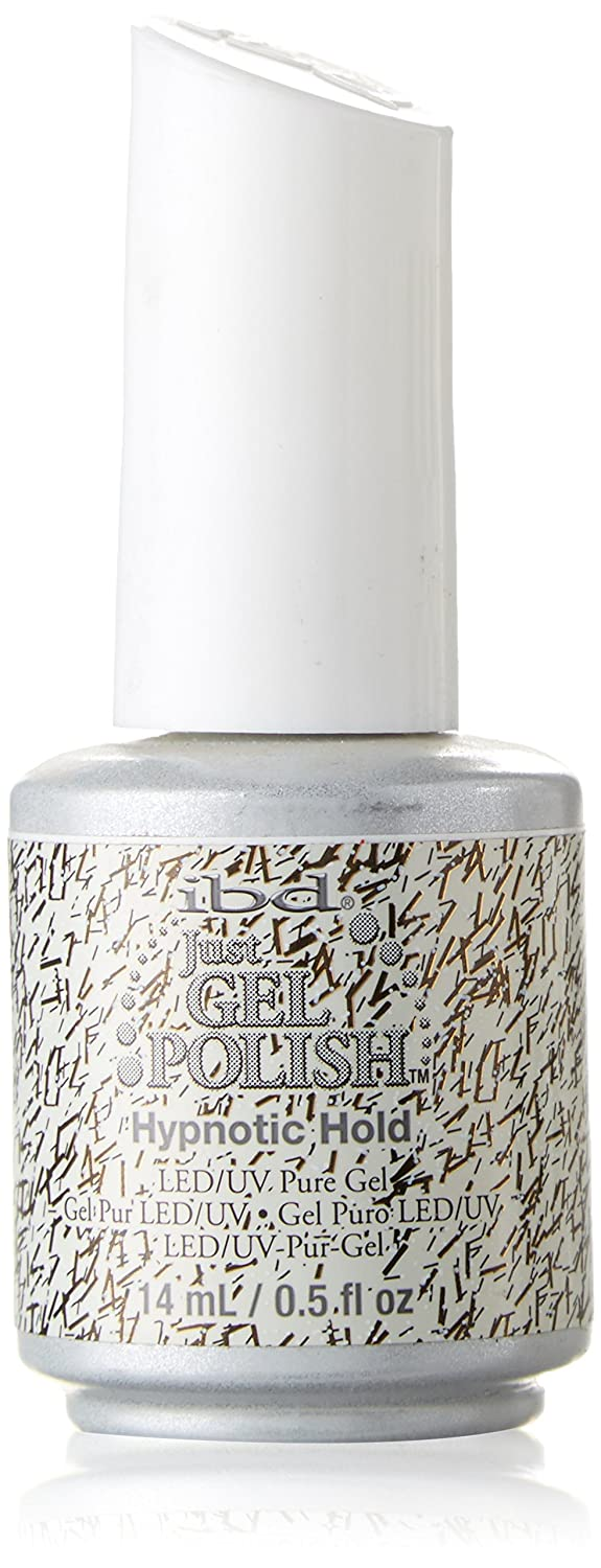 Home ibd just gel polish ibd just gel polish abracadabra - Amazon Com Ibd Just Gel Soak Off Black White Glitter Nail Polish Hypnotic Hold Beauty